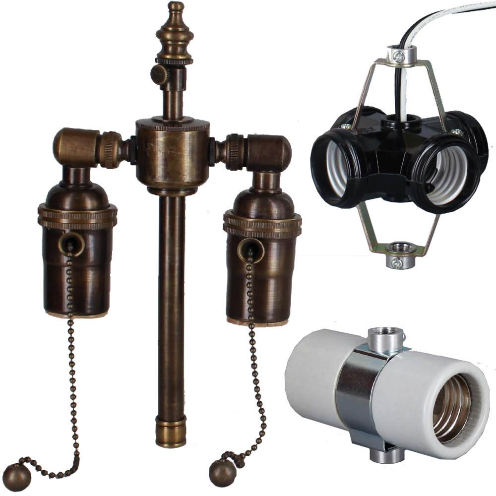 Clusters - Lamp Socket Junctions