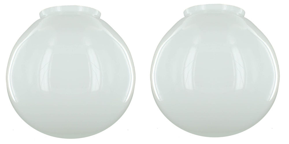 5in Fitter Glass Shades