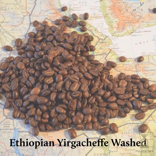 Ethiopia Washed Yirgacheffe