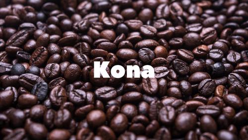 Kona - 100% Percent Kona