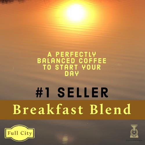 Phillipstown Breakfast Blend