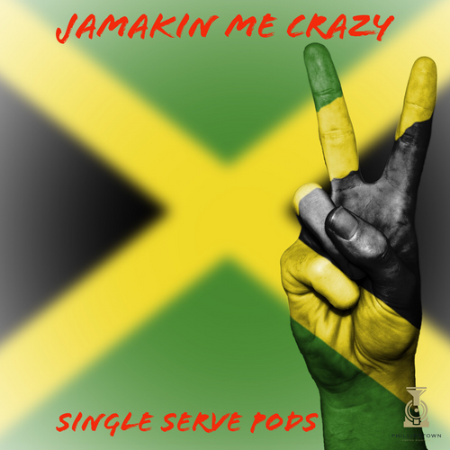 Jamakin Me Crazy Single Serve Pod