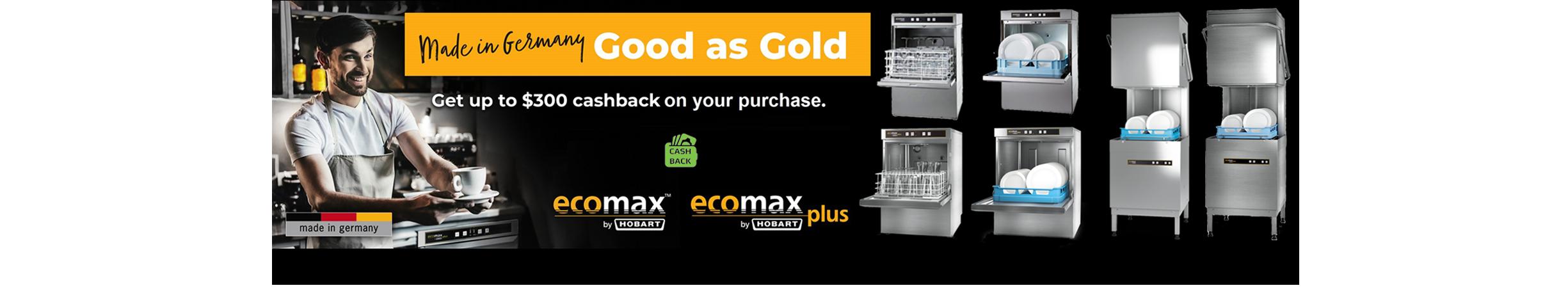 Hobart Dishwashers Cashback Promotion