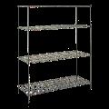 4 Tier Shelves