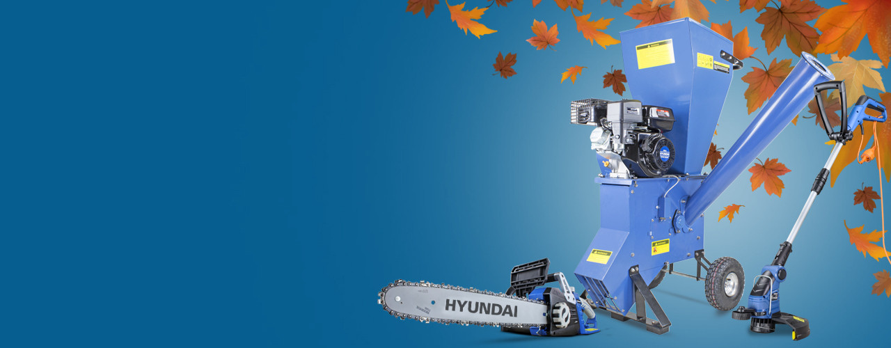 Get your garden in shape for autumn with our selection of the best garden machinery for autumn