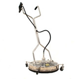 """BE Pressure Whirlaway 20"""" Flat Surface Cleaner Side Front View"""
