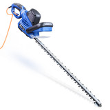 Hyundai 680W 610mm Corded Electric Hedge Trimmer/Pruner | HYHT680E
