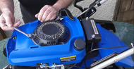 How to Change the Recoil Start on Your Hyundai Petrol Lawn Mower