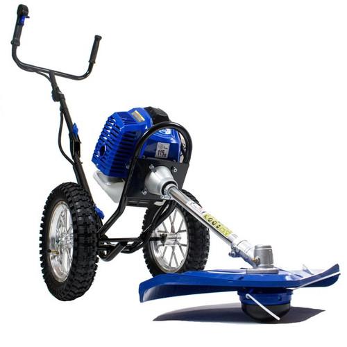 HYWT5080 50.8cc Wheeled Grass Trimmer