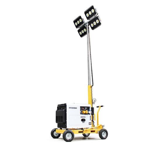 DHY6000SE diesel generator
