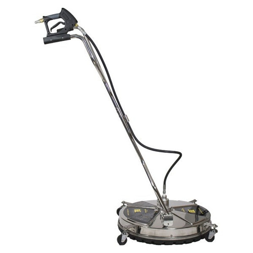 """BE Pressure Whirlaway 24"""" Stainless Steel Flat Surface Cleaner"""