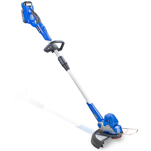 Hyundai HYTR40LI 40v Lithium-ion Battery Grass Trimmer With Battery & Charger (40v Garden Machinery)