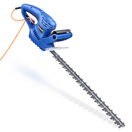 Hyundai 550W 510mm Corded Electric Hedge Trimmer/Pruner   HYHT550E