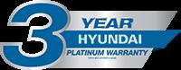 3 Year Platinum Warranty