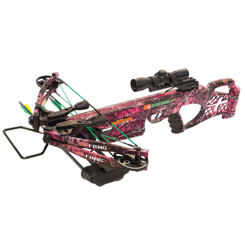 PSE Heritage Bow, Mustang, RH 60