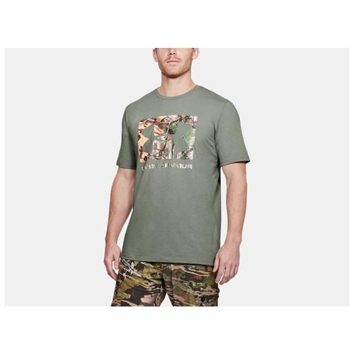 7b87f63b UA Camo Knockout Logo Graphic T-Shirt. Under Armour