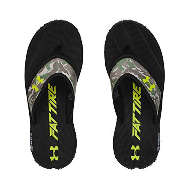 low priced 721a4 af70a UA Fat Tire Flip-Flops