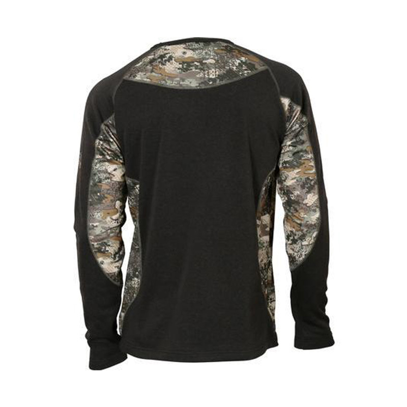 d328f36aabe5f ... Rocky Venator Men's Long-Sleeve Thermal Tee - Back View