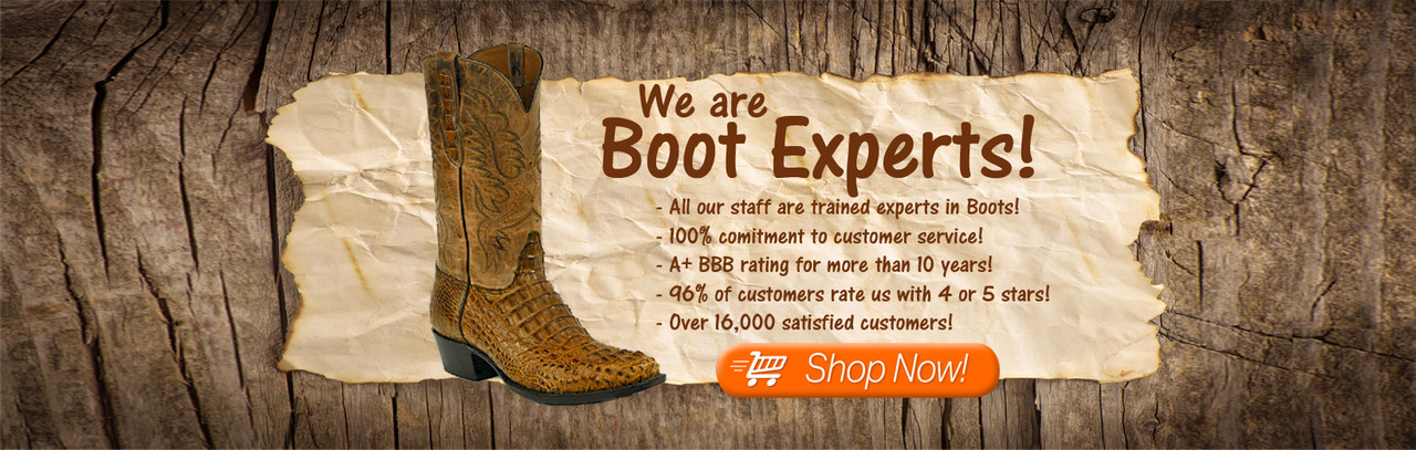 Cowboy Boot Experts