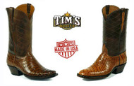 Caiman vs. Alligator Cowboy Boots: What are the Differences?