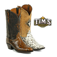 How To Care For Your Snake Skin Boots Tim S Boots