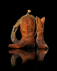 A Guide to Cowboy Boot Toe and Heel Options