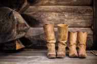 How Should Cowboy Boots Fit?
