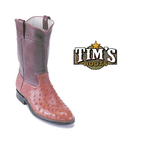Cowtown Boots Cowtown Full Quill Ostrich Roper Boots