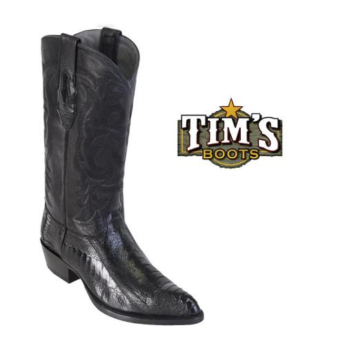 Los Altos Boots Ostrich Leg Cowboy Boots J Toe