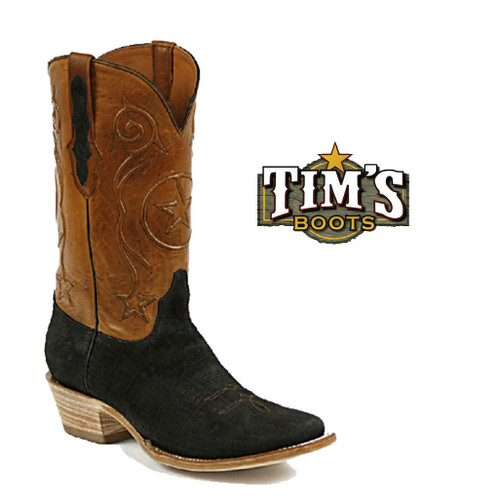 Black Jack Boots American Made Hippo Boots from Tims Boots