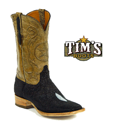 Black Jack Boots American Made Stingray Boots by Black Jack