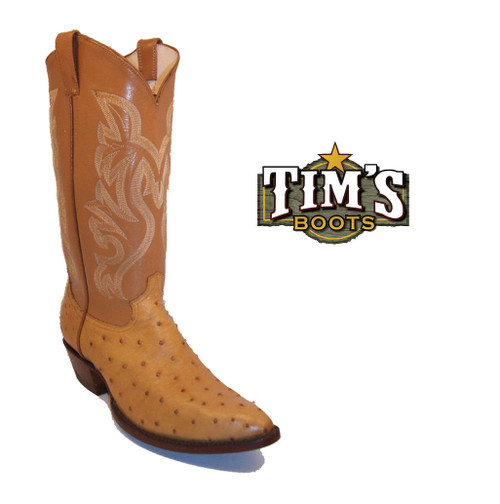 Cowtown Boots Cowtown Full Quill Ostrich Western Boots