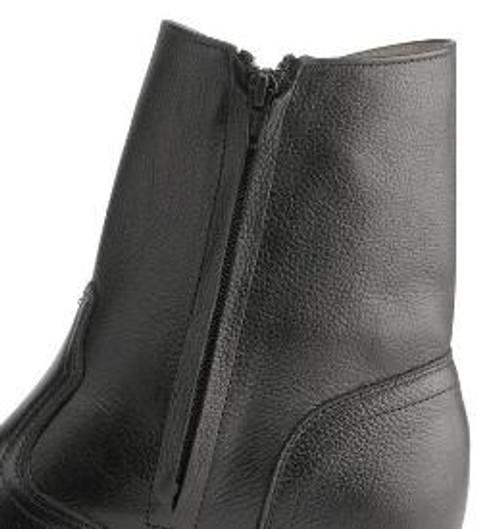 Black Jack Custom Black Jack-Add zippers to Wester/Roper Boots