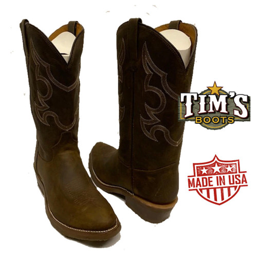 Cowtown Work Boots