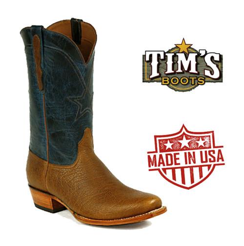 Black Jack Boots Black Jack Bison Cowboy Boots