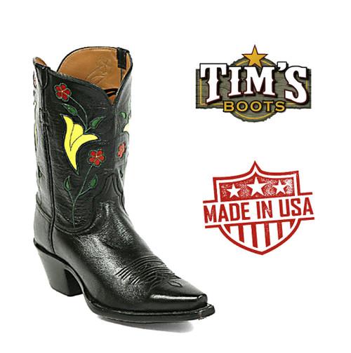 Black Jack Pee Wee Cowboy BootsKC Design