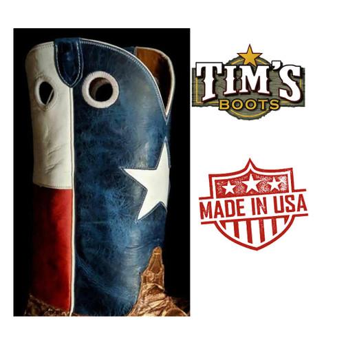 Texas Flag Tops