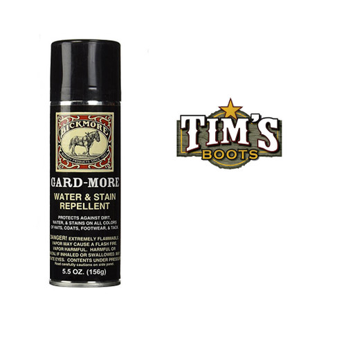 Bickmore Gard-More Water and Stain Repellent 5.5 oz