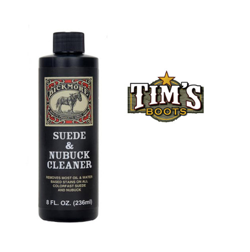 Bickmore Suede and Nubuck Cleaner 8 Ounce