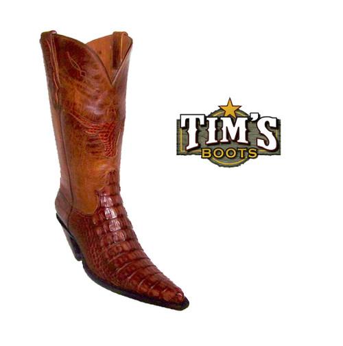 Black Jack Boots Alligator Womens Boots - Hornback