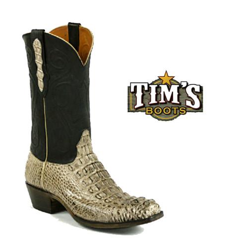 Black Jack Boots Black Jack Burnished Oyster Alligator Cowboy Boots