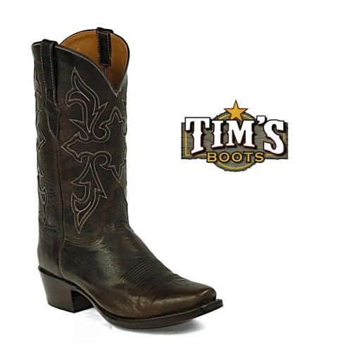 Black Jack Boots Denver Calf Cowboy Boots by Black Jack Boots