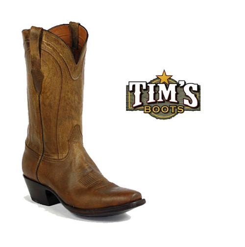 Black Jack Boots Goatskin Cowboy Boots - Mad Dog