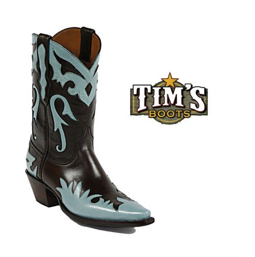 Black Jack Boots Black Jack French Calf Cowgirl Boots