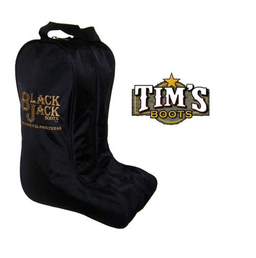 Black Jack Boots Boot Bag