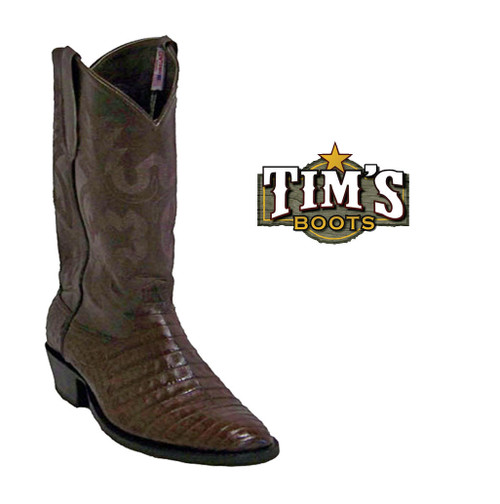 Cowtown Boots Cowtown Caiman Belly Cowboy Boots
