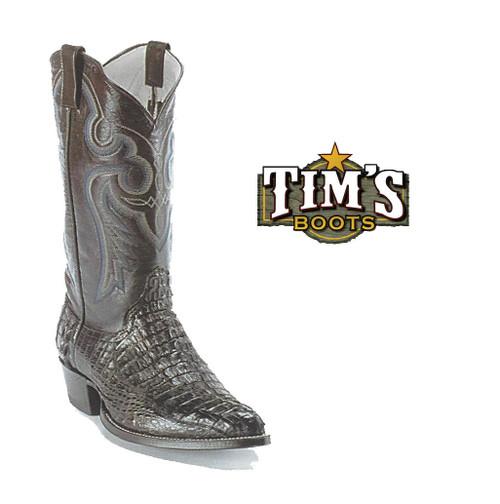 Cowtown Boots Caiman Crocodile Cowboy Boots