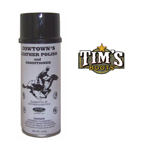 Cowtown Boots Cowtowns Leather Polish