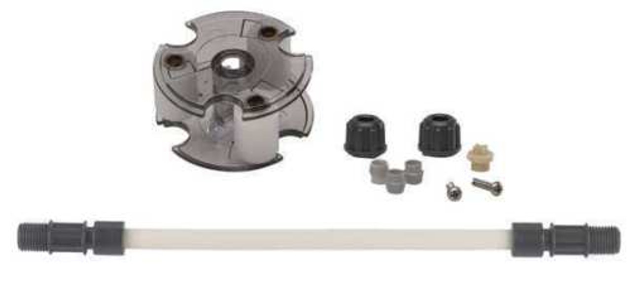 Stenner Parts FC5N000 Feed Rate Mounting Plate