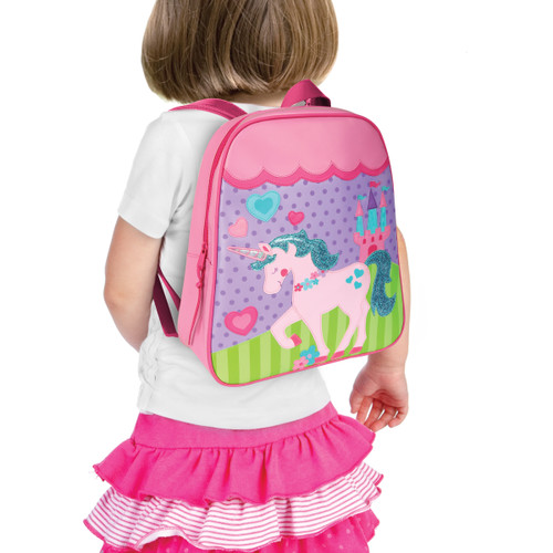 Personalized Little Girls Backpack by Stephen Joseph ,Unicorn Backpack